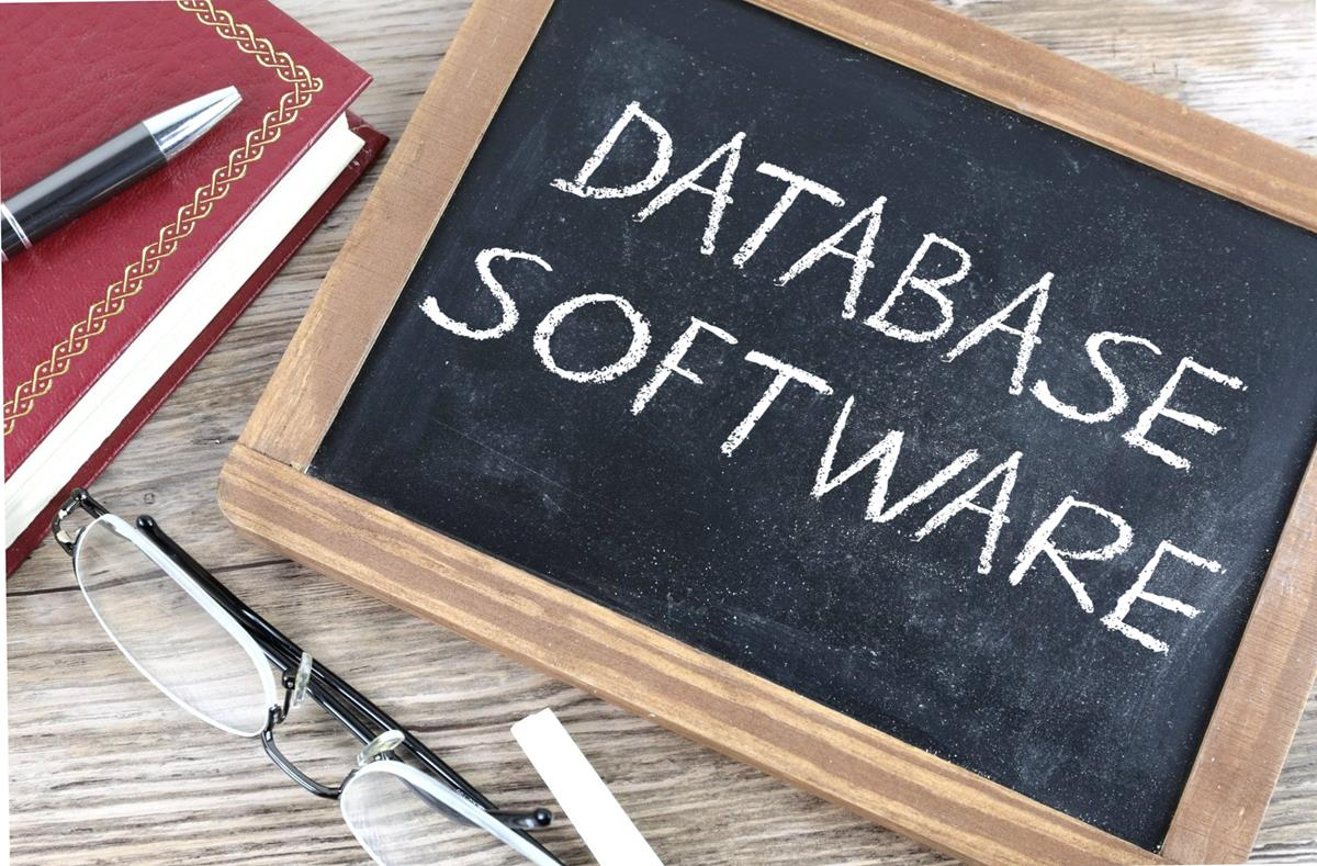 Database software