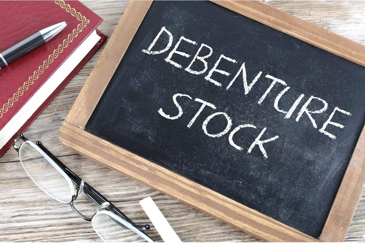 Debenture stock