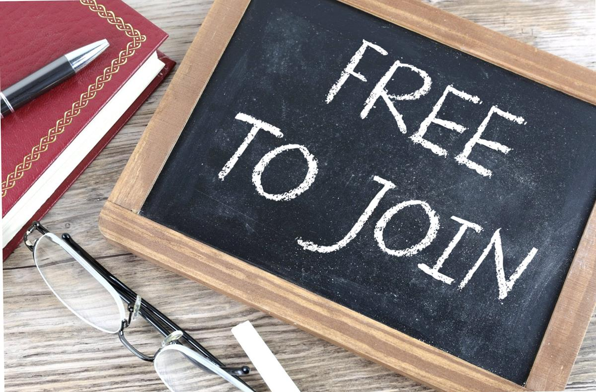 Free to join