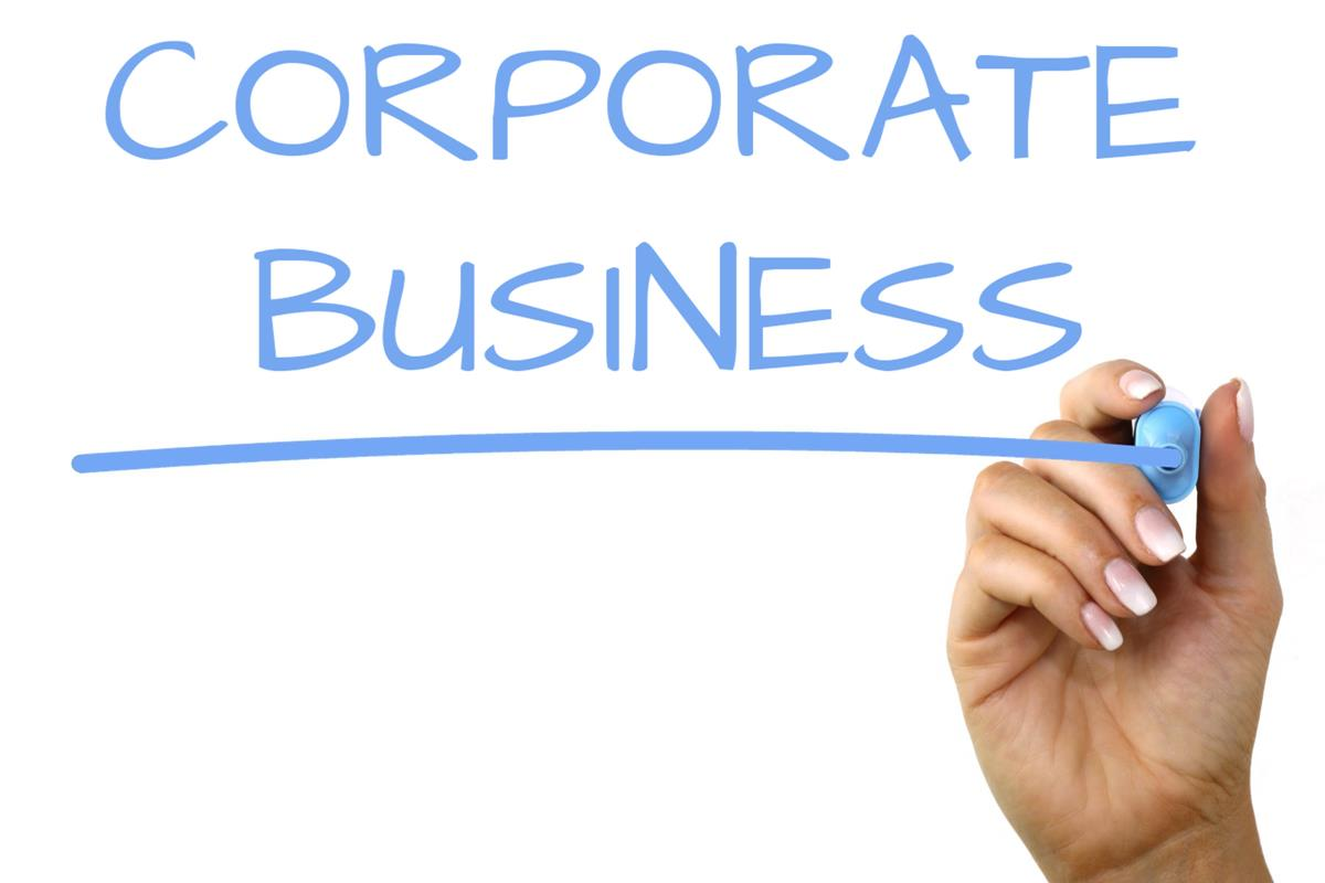 Corporate business1