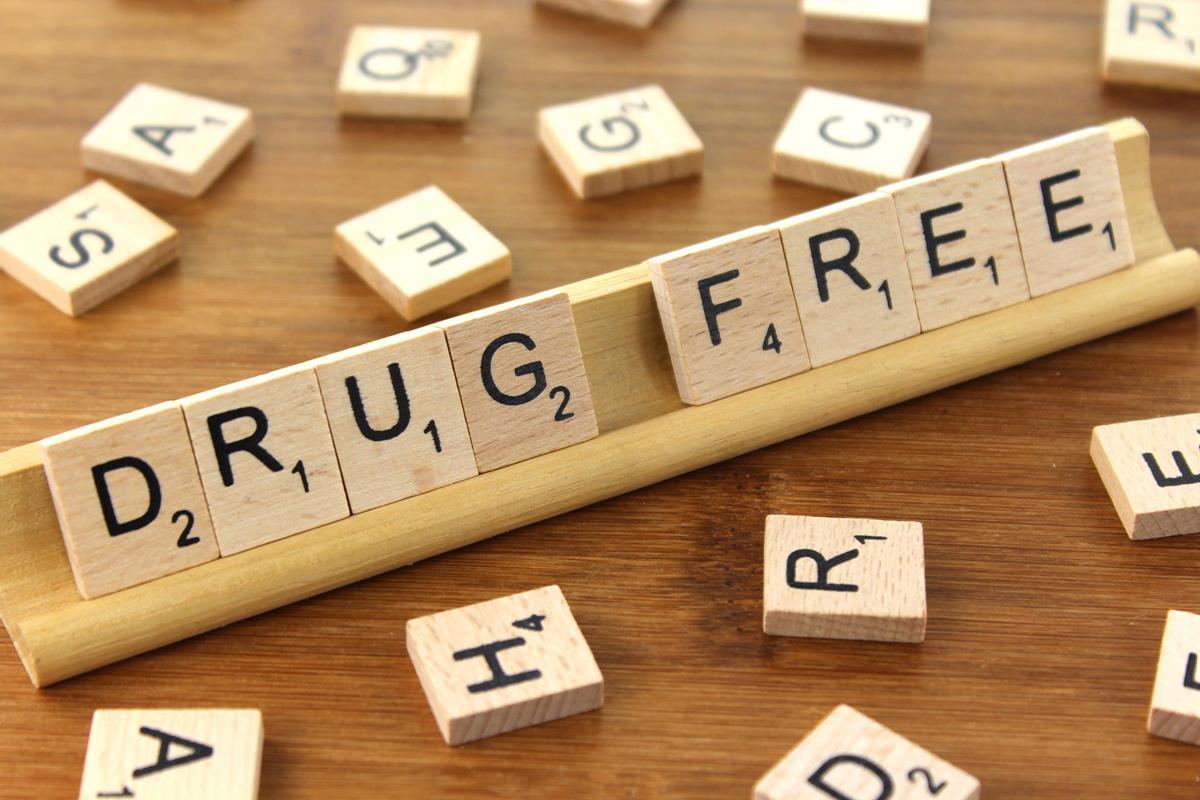 Drug free1