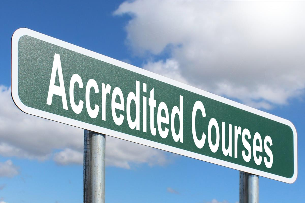 Accredited Courses