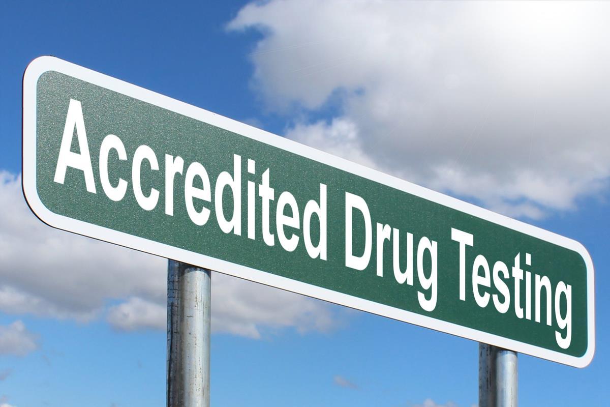 Accredited Drug Testing