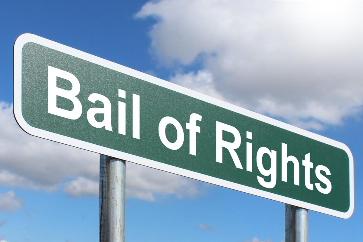 Bail of Rights