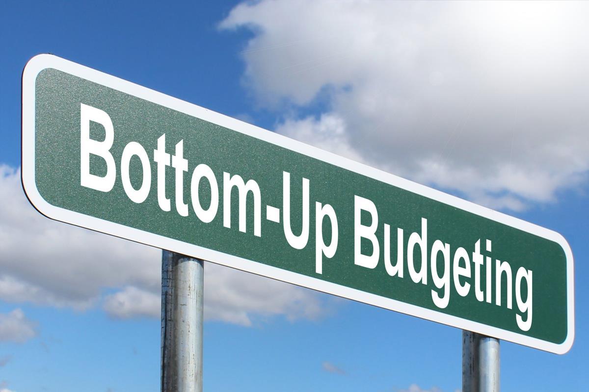 Bottom Up Budgeting