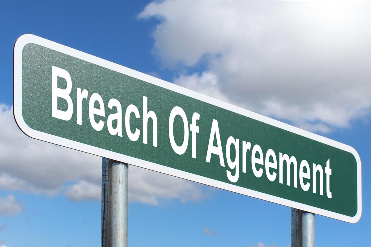 Breach of Agreement