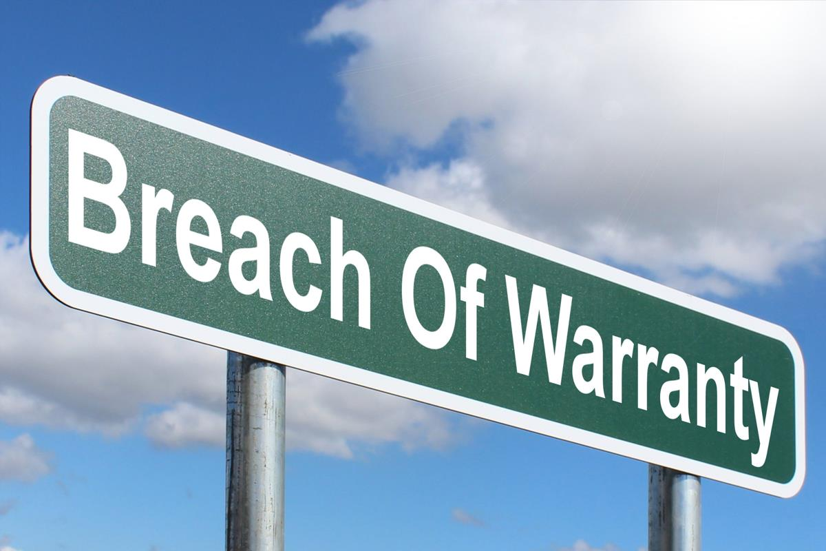 Breach of Warranty
