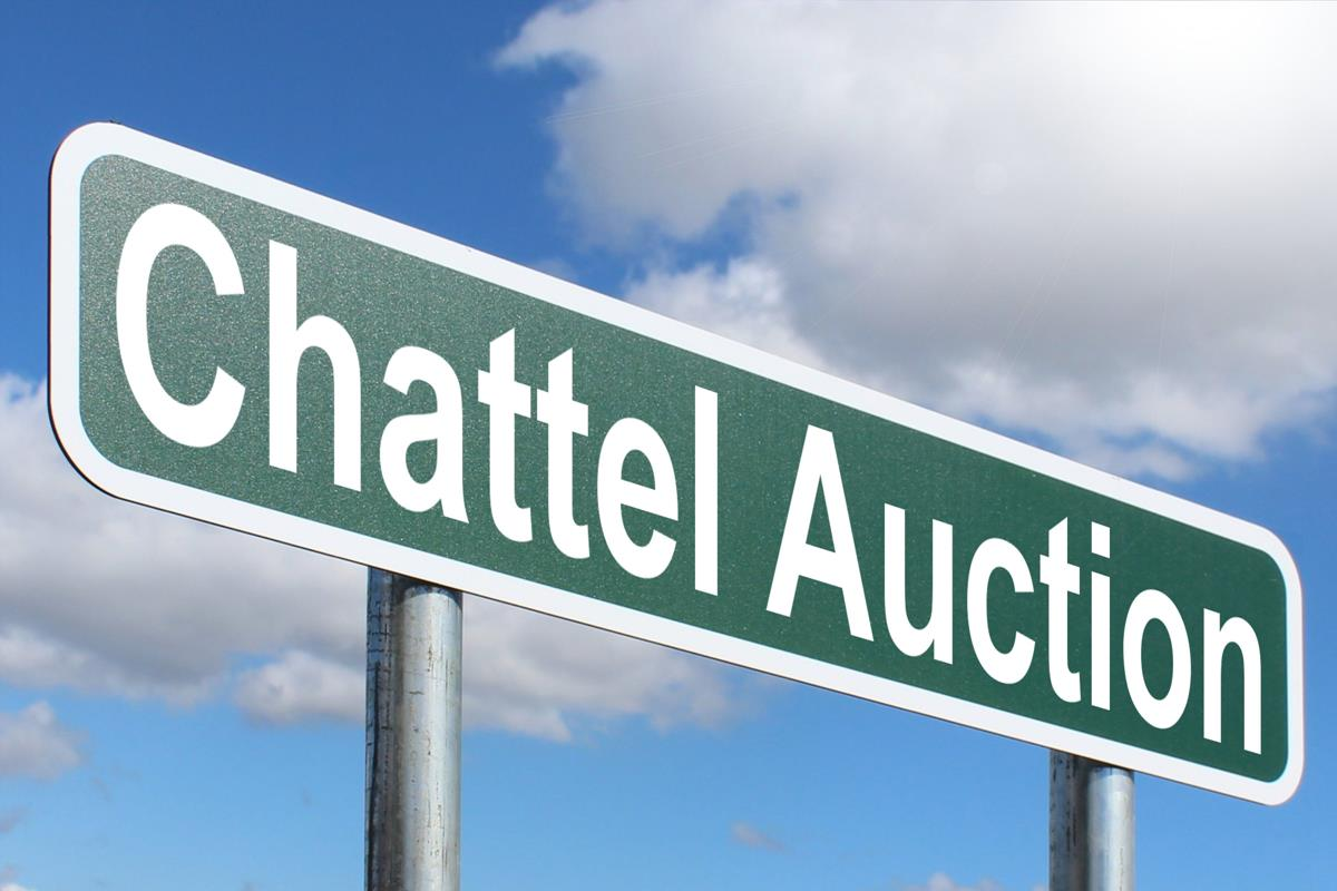 Chattel Auction