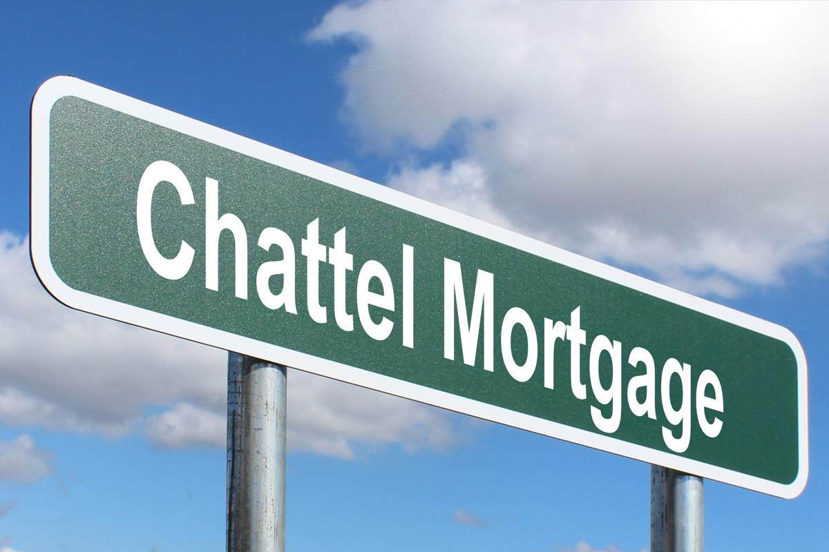 Chattel Mortgage