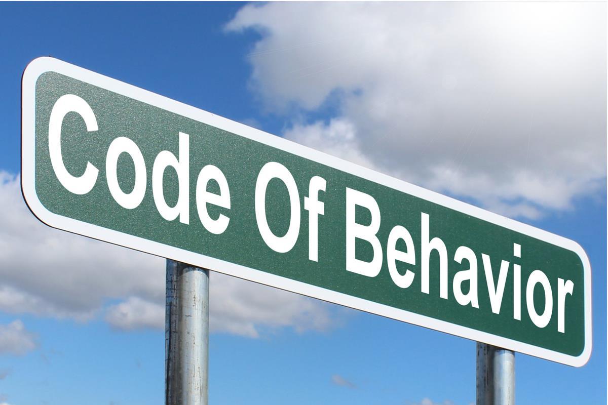 Code of Behavior