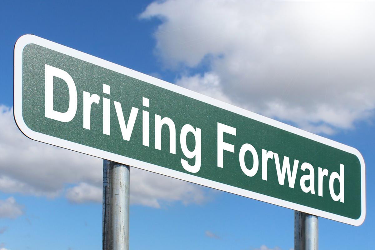 Driving Forward