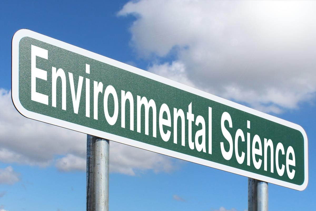 Highway Sign Environmental Science Image