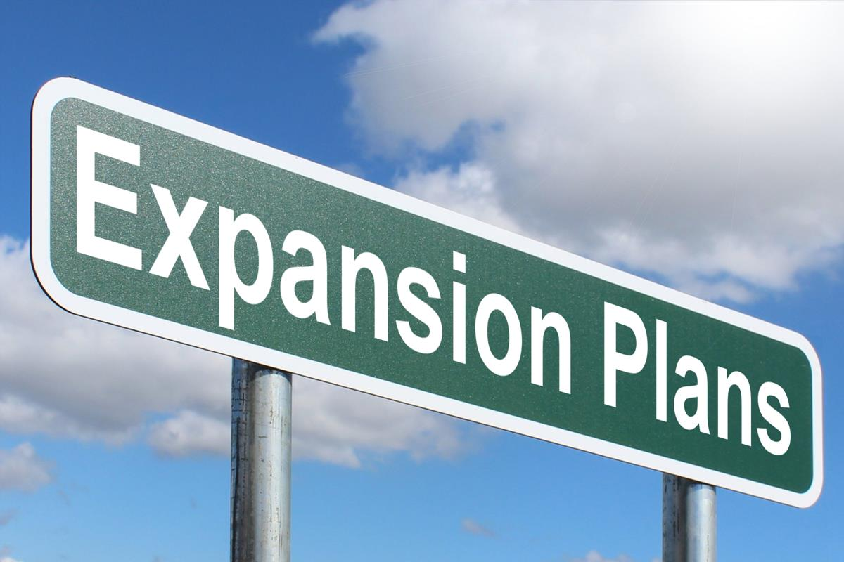 Expansion Plans