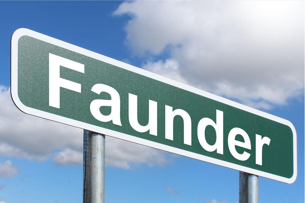 Faunder