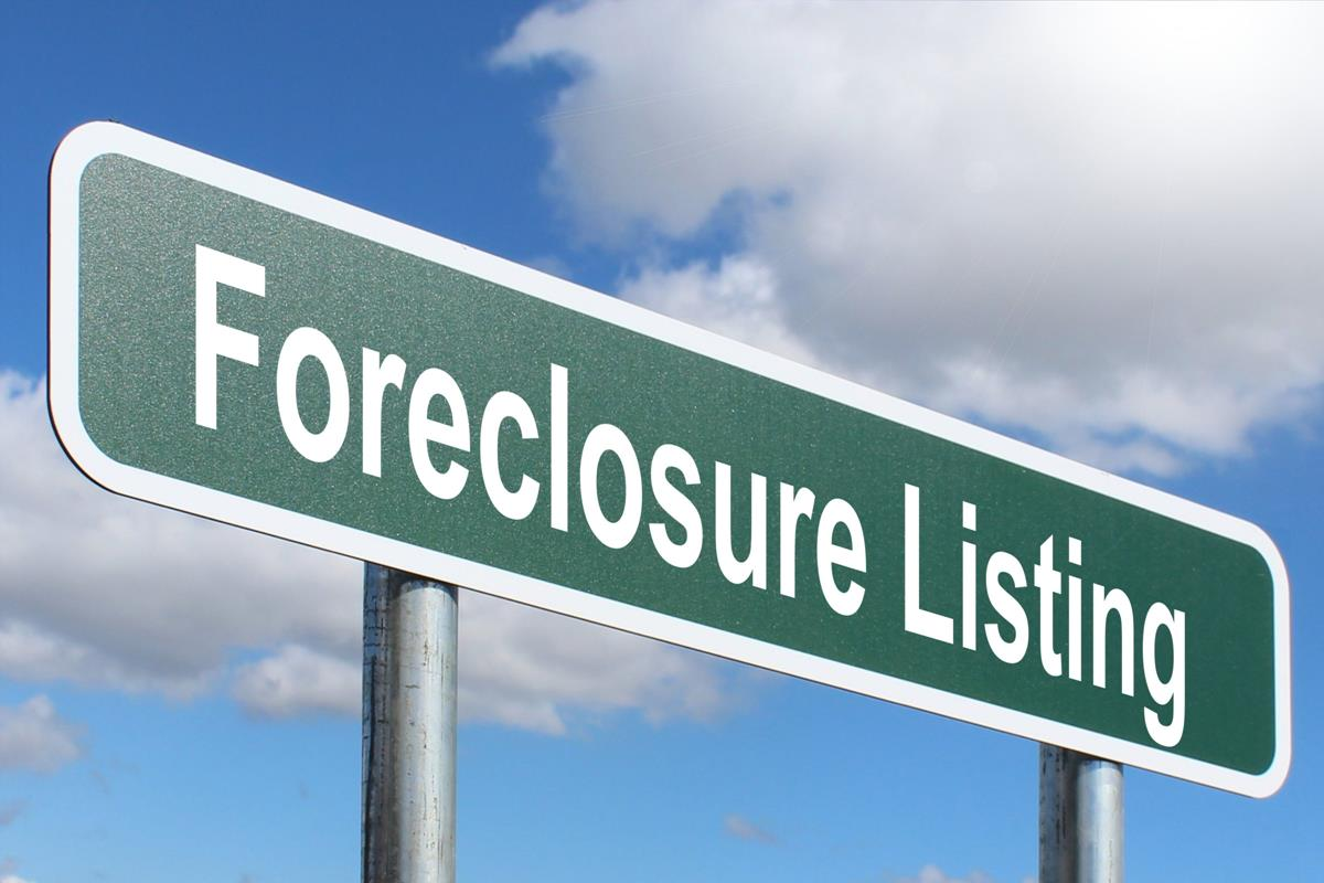 Foreclosure Listing
