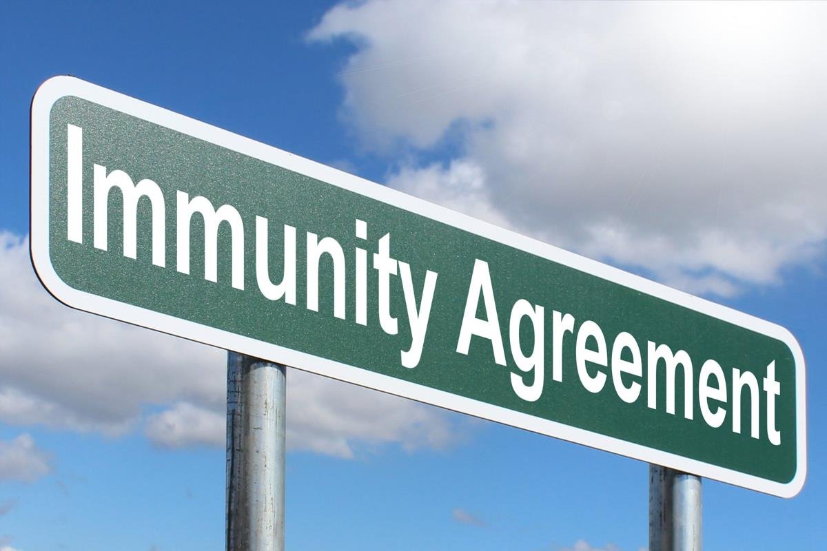 Immunity Agreement