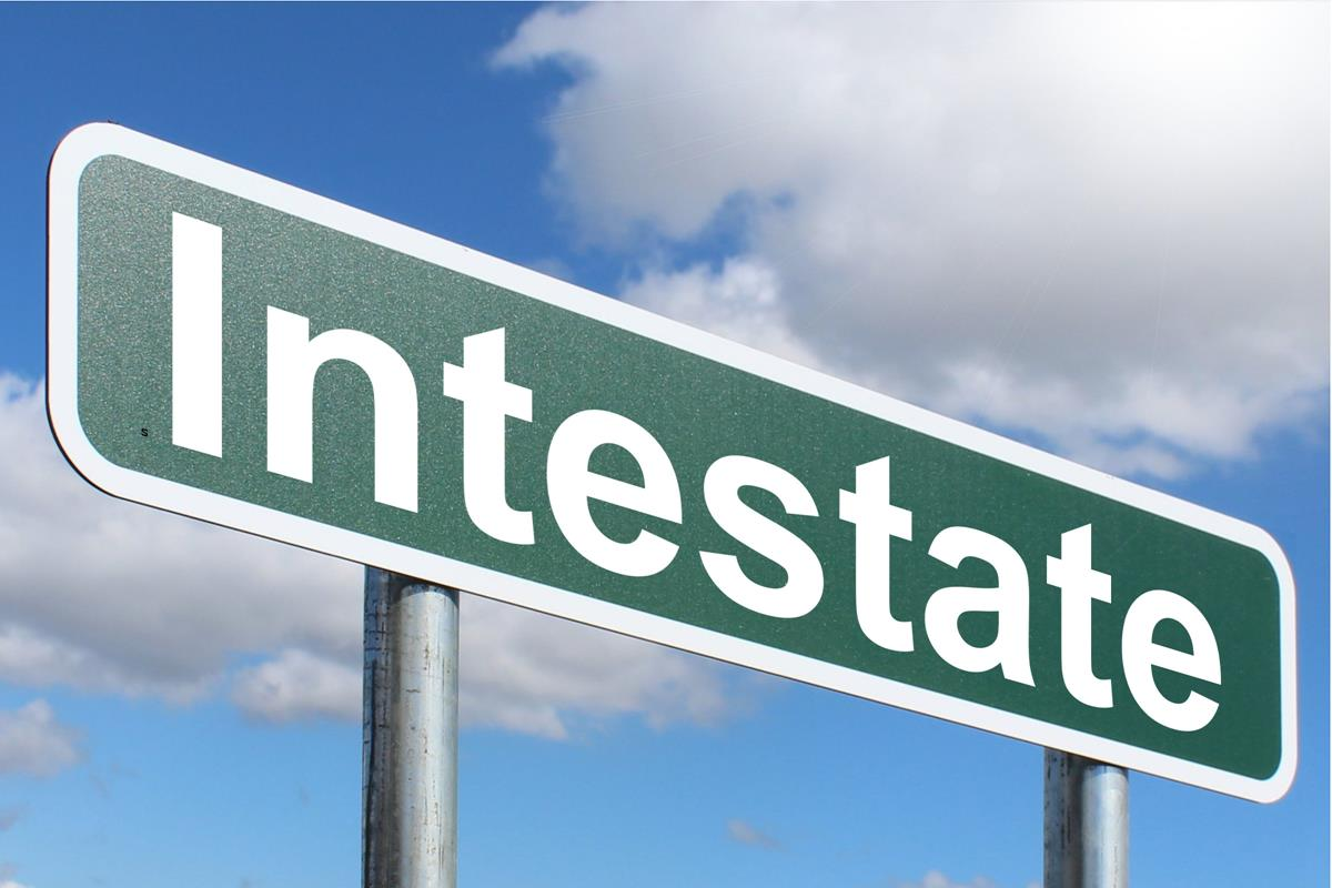 Intestate