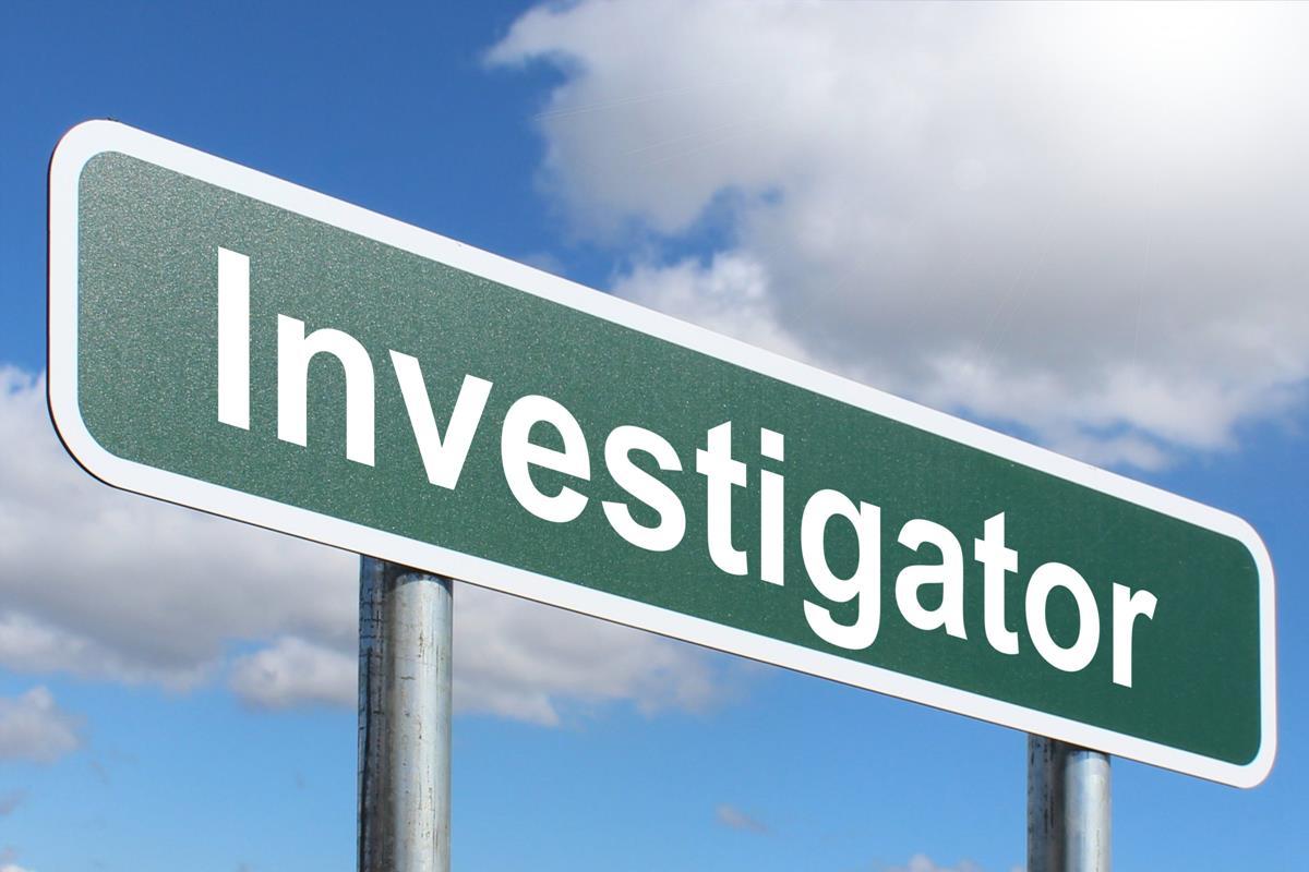 Image result for investigator
