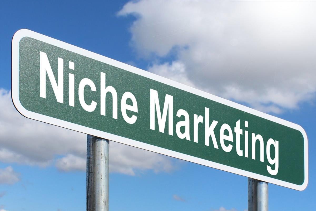 Niche Marketing - Highway sign image