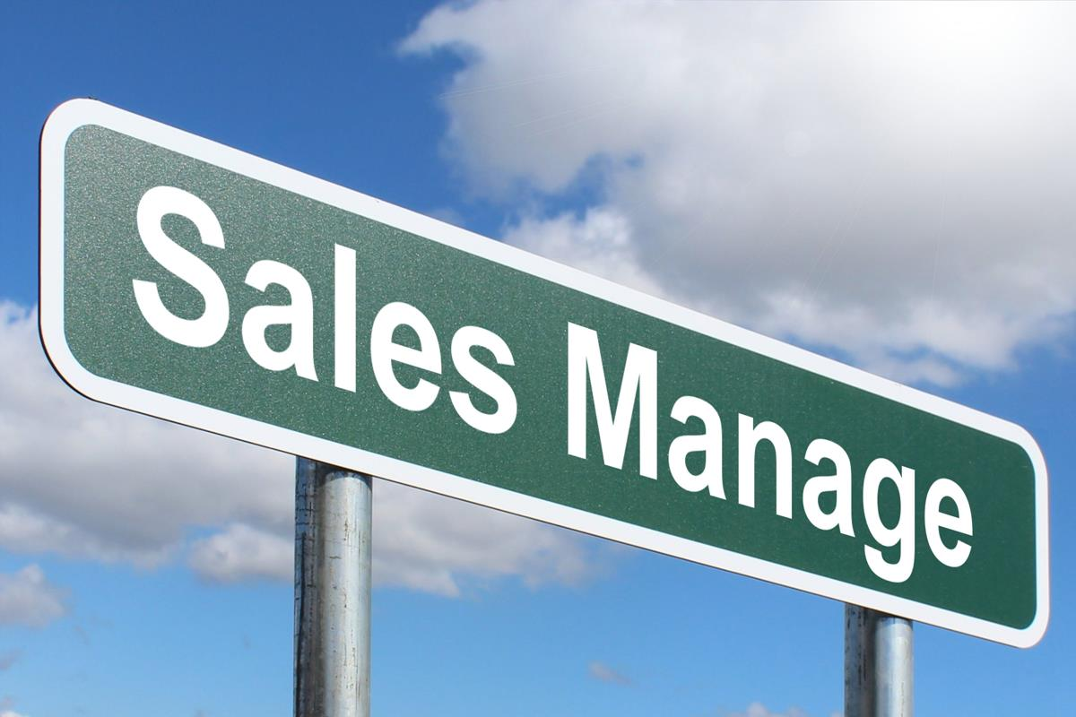 Sales Manage