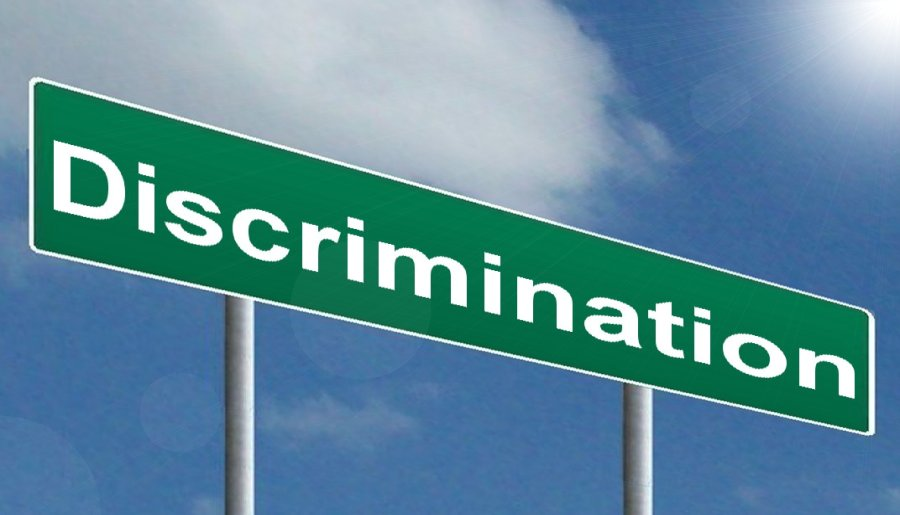 Discrimination_sign_credit_Nick_Youngson