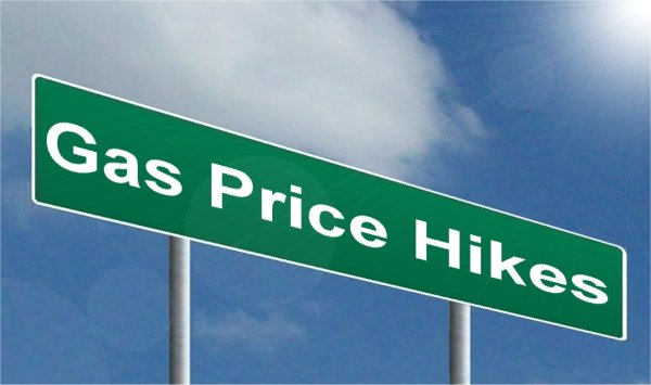 Gas Price Hikes