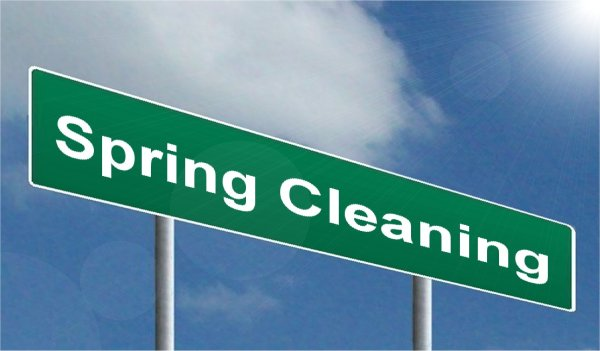 Spring Cleaning Highway Image