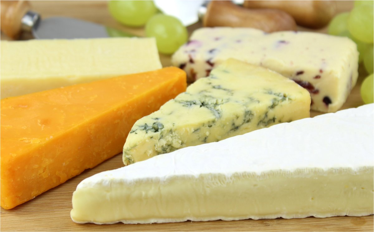 Käse kann Lebensmittelunverträglichkeit verursachen