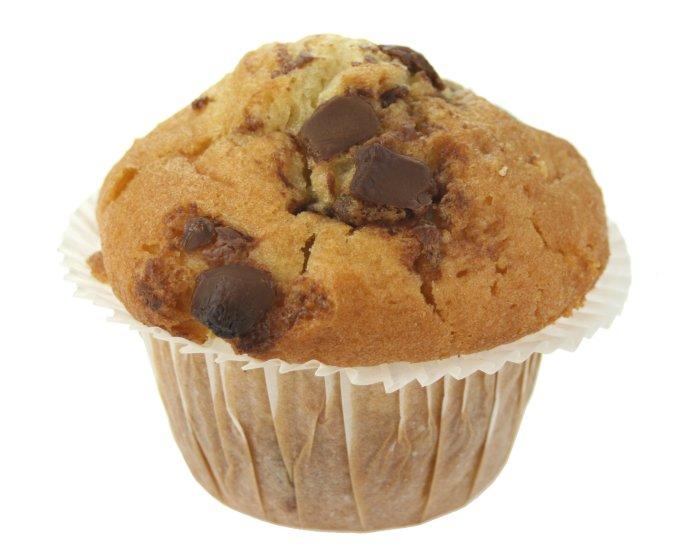 Chocolate Chip Muffin