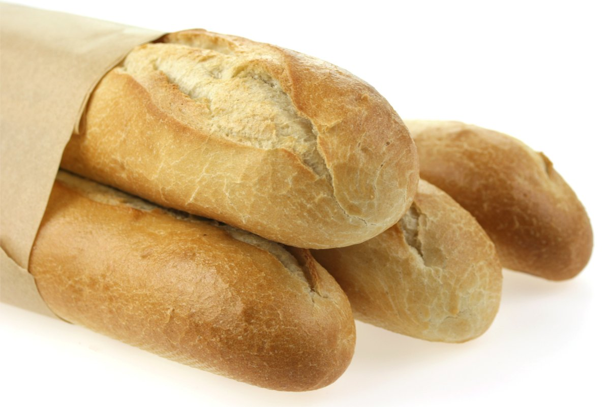 how to say baguette in french