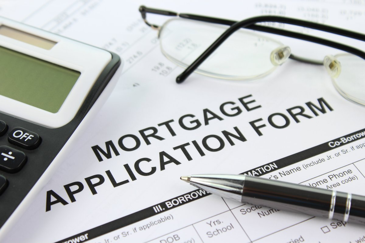 Image of Mortgage Application Form you may need when Buying a House in Aurora, Colorado