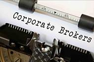 Corporate brokers
