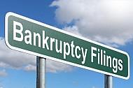 Bankruptcy filings