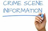 Crime scene information1