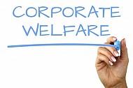 Corporate welfare1