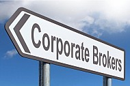Corporate brokers