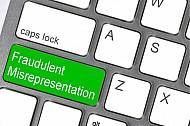 Fraudulent misrepresentation1