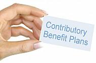 Contributory benefit plans